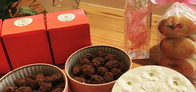 マイスイーツパーラーのチョコ菓子
