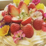 マイパラ バースデーケーキ